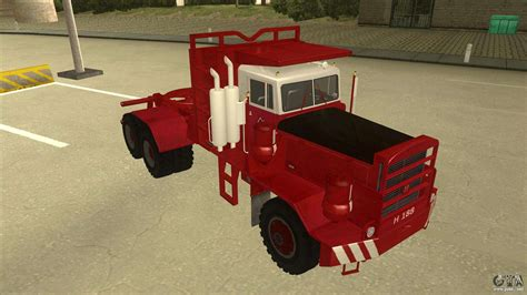 Hayes Truck H188 For Gta San Andreas