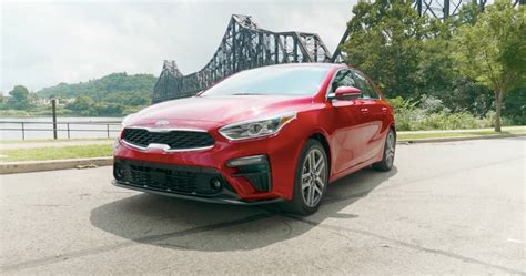 2019 Kia Forte Almost Edges Mazda3 Out Of Class Lead