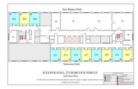 Sleeper Hall » Housing
