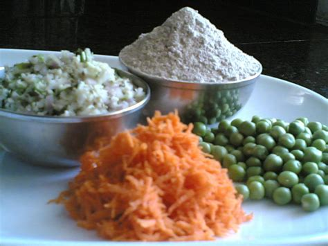 millet cuisine ragi roti millet flour based flat indian bread indian