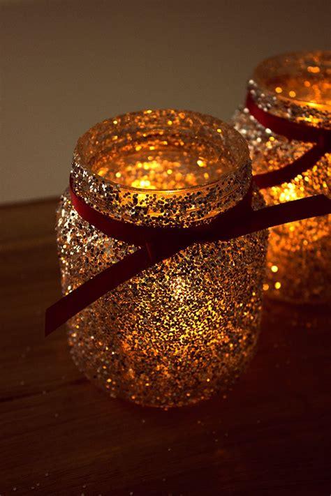 christmas jam jar decorations christmas