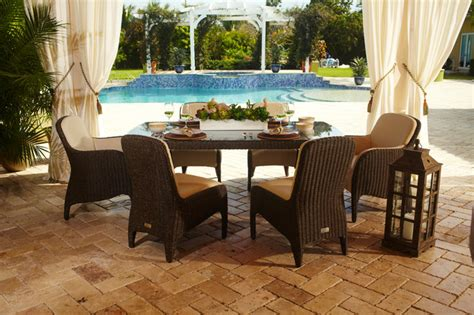 luxor patio set traditional patio miami by el