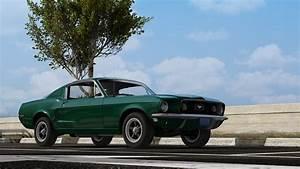 Ford Mustang Fastback : 1968 ford mustang fastback add on replace gta5 ~ Melissatoandfro.com Idées de Décoration