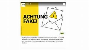 Ikea Kundenservice Hotline : ikea gutschein fake erkennen so geht 39 s chip ~ Orissabook.com Haus und Dekorationen