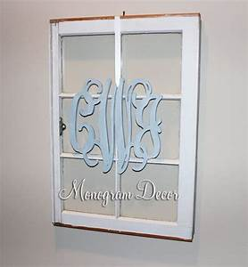 12 inch wooden monogram wall letters wedding decor home With 12 inch wooden wall letters