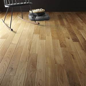 Parquet Massif Chne Doux Huil S Aero Solid Leroy Merlin