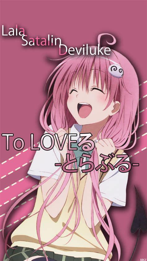 anime  love ru lala wallpaper  love ru anime