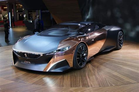 peugeot onyx peugeot onyx concept is more than two years old but it is