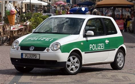 volkswagen lupo polizei wallpapers  hd images