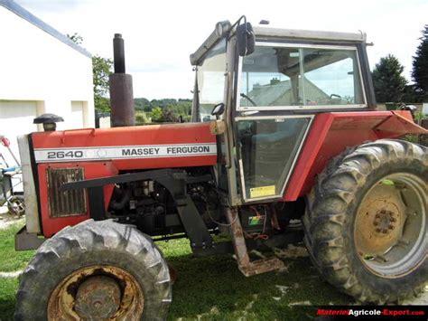 siege de tracteur ancien vendu massey ferguson 2640 tracteur agricole d