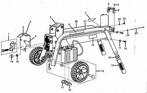Looking For Ryobi Model Ry49701 Log Splitter Repair