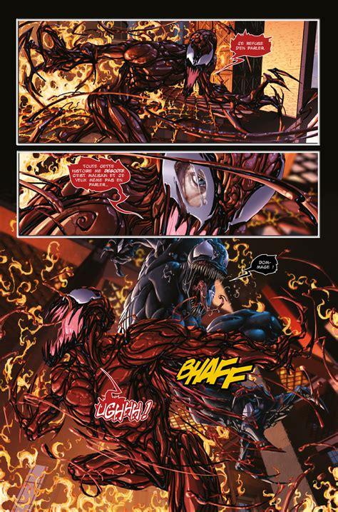 Let there be carnage ou venom: Venom Vs. Carnage TPB Hardcover - Marvel Deluxe (Panini ...