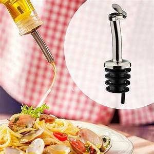 Dunkle Flaschen Für Olivenöl : oliven l ausgie er aus kunststoff und messing gustini feinkost ~ Orissabook.com Haus und Dekorationen
