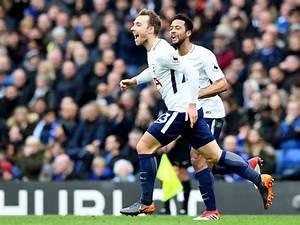 Tottenham Boosted With Christian Eriksen & Mousa Dembélé ...