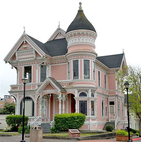 Queen Anne Style Of Victorian House  Victoriana Magazine