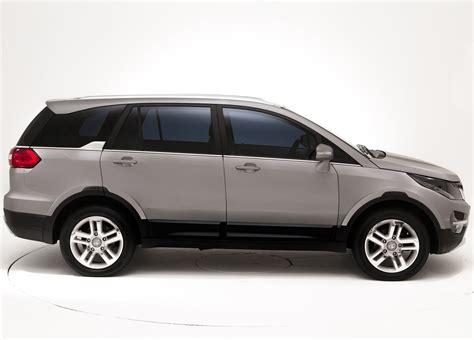 2018 Tata Hexa Concept Hd Pictures Carsinvasioncom