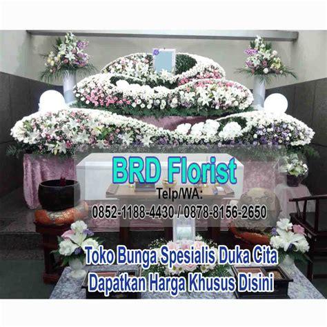 toko bunga dekor rumah duka harga murah  beda  biasanya