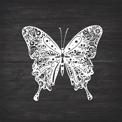 Layered butterfly mandala svg cut files | maggie rose design co create a 3d layered butterfly mandala for a special someone. Layered Mandala Butterfly Svg Free Project - Layered SVG ...