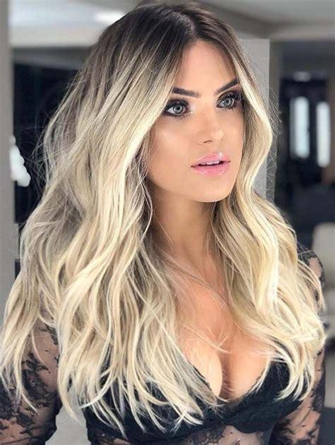 maillot de bain  absolutely gorgeous blonde hair