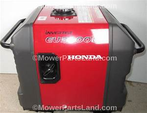 Honda Generator Eu3000is Service Repair Shop Manual Pdf