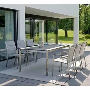 Stuhl Mit Tisch : stern gartenm bel set mit stuhl cardiff und tisch edelstahl hpl ~ Eleganceandgraceweddings.com Haus und Dekorationen