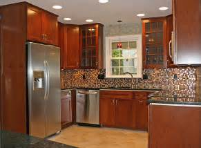 kitchen backsplash ideas tile backsplash ideas for cherry wood cabinets home design and decor reviews