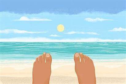 Seaside Well Mindful Shore Sea Yoga Times
