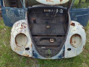 1967 Vw Beetle Restoration Project Lots Of Parts Used For