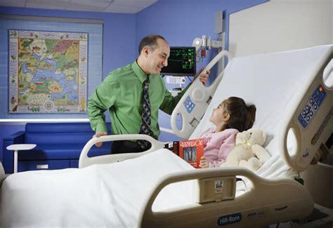 healing environment  johns hopkins hospital