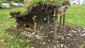 Cabane Bois Pas Cher : fabriquer une cabane facile ~ Melissatoandfro.com Idées de Décoration