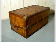 Antiques Atlas Fitted Steamer Trunk Or Cabin Wardrobe