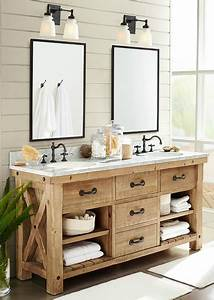 Decorating a small bathroom ideas inspiration for for Making a bathroom cabinet