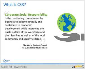 Even Point Excel Template Illustrate Corporate Social Responsibility Presentation With Editable Ppt Graphics Powerpoint