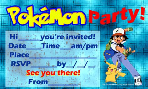 poke invitation card blank invitations images images