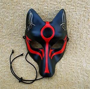 Image Gallery japanese wolf mask