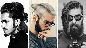 Lange Haare Männer Stylen : seite 85 frisuren 2018 neue frisuren und haarfarben ~ Frokenaadalensverden.com Haus und Dekorationen