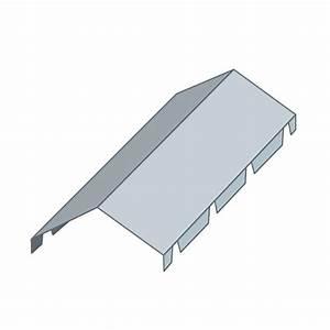 Toiture Bac Acier Prix : installation thermique rive pour toiture bac acier corten ~ Premium-room.com Idées de Décoration