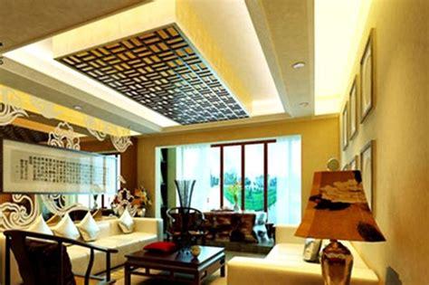 model plafon ruang tamu ukuran kecil minimalis terbaik