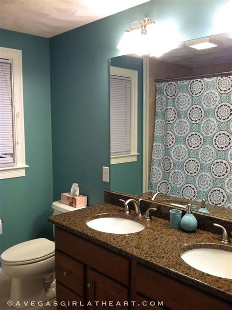 Best 25+ Green Bathroom Colors Ideas On Pinterest  Guest