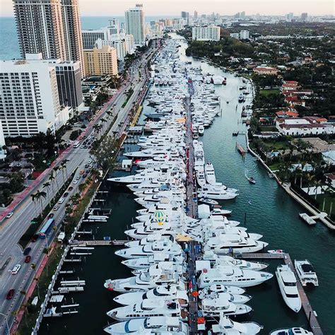 Boat Show Miami 2018 Collins by Resorts World Miami To Host 2019 Boat Show Moving From