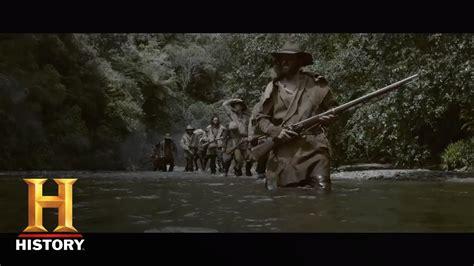 men  built america frontiersmen   docuseries