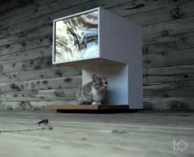 cat house spaces for pets inside homes