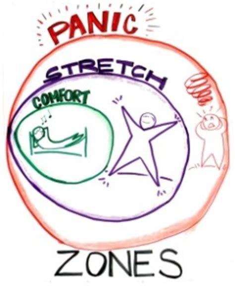 comfort zone c bailwicks are like comfort zones leadership