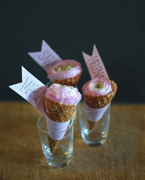 making place cards diy inspiration  enthusiasts