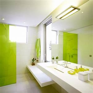 stylish and refreshing lime bathrooms that will fascinate you With purple and lime green bathroom