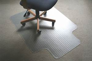 Chair floor protectoroffice chairmats staples chair mat for Floor savers for furniture
