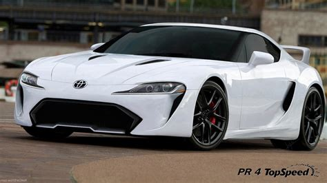 Toyota's New Sports Car Might Not Go Hybrid