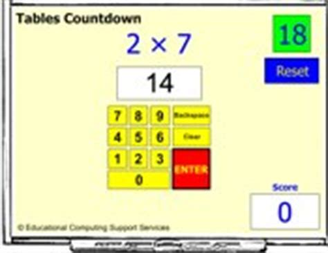 multiplication tables interactive games maths key stage 2 multiplication multiplication 6