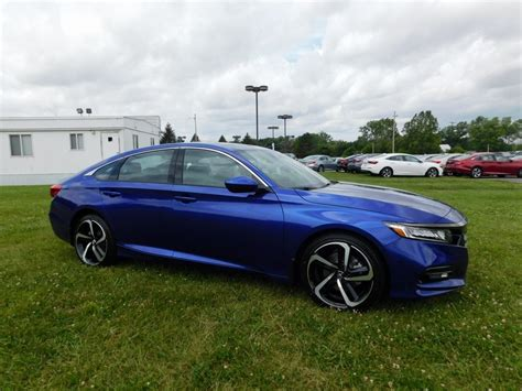 2022 honda accord sport 2.0t seeing the success of nearly 45 years of the existence of the honda accord, honda built a reputation as a safe, reliable, and strong vehicle. New 2019 Honda Accord Sport 2.0T 4D Sedan in Richmond ...