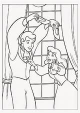 Coloring Pages Princess sketch template